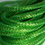 Set of Decorative Mesh Tubing Bundles - Halloween Colors - Purple, Green, Orange, Black - for Making Wreaths, Decor, Gift-Wrapping, and More! - 36 ft. Each