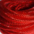 Set of Decorative Mesh Tubing - Christmas Colors - Red, Green, Silver, Gold - for Making Wreaths, Decor, Gift-Wrapping, and More! - 36 ft. Each