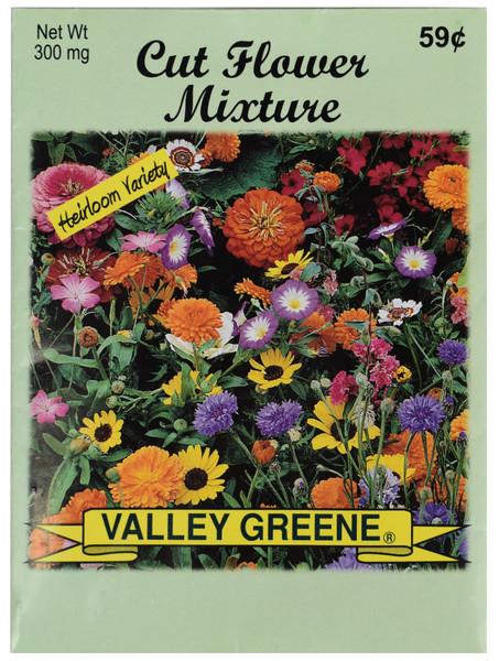 Bulk Cutflower Seeds - 25, 50, 100 Packs - Great for Creating Your Dream Garden