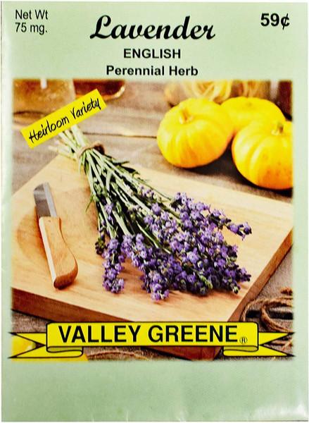 Bulk Lavender Seeds - 25, 50, 100 Packs - Great for Creating Your Dream Garden