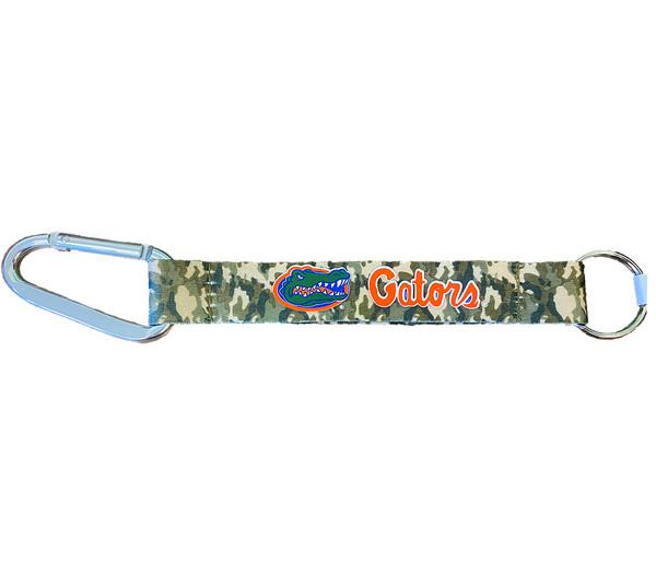 NCAA Florida Gators Lanyard Keychain - Camouflage - One Size