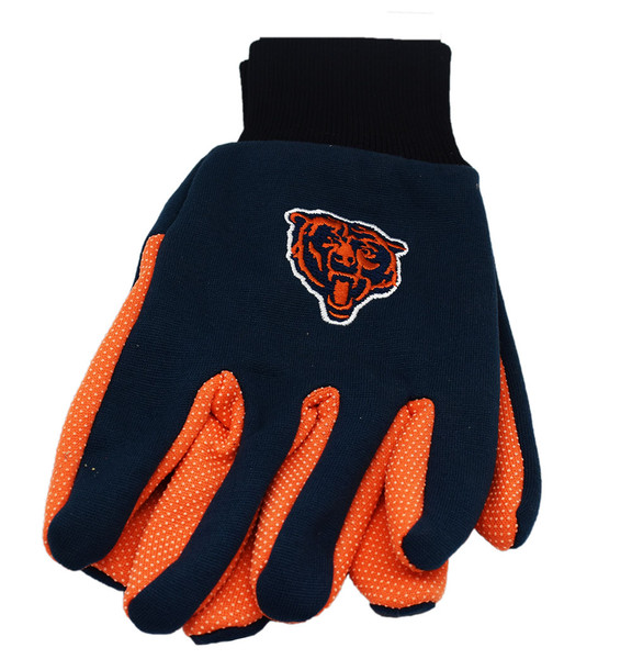 Set of NFL Team Chicago Bears Utility Gloves
