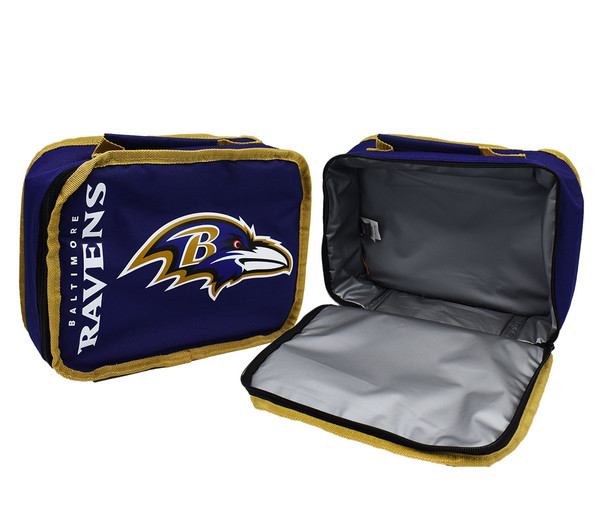 NFL Team Baltimore Ravens Lunch Bag