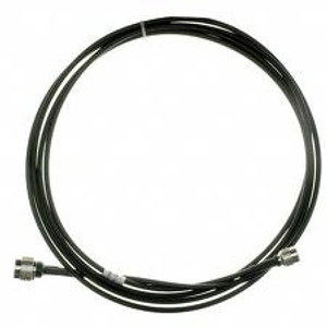 Vulcan RFID™ 20 ft Antenna Cable (LMR-240, RP-TNC Male to RP-TNC Male) | 240-RP-TNC-M-RP-TNC-M-20