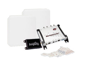 Impinj Speedway R420 UHF RFID Reader Evaluation Kit (4 Port)   IPJ-DREV420
