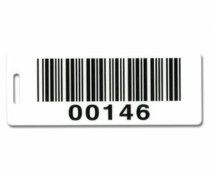 Vulcan RFID™ Custom Hang Tag   VR-HT-S/VR-HT-L