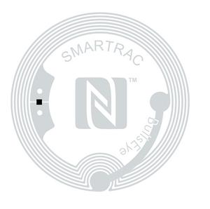 SMARTRAC BullsEye NFC Wet Inlay (NXP NTAG213) | 3002646