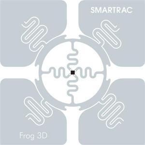 SMARTRAC Frog 3D RFID Wet Inlay 53mm (Monza 4D) | 3002015