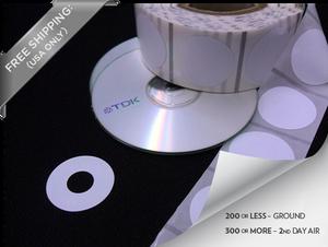 HF RFID DVD Tag For DVDNow Kiosks & Other DVD Kiosks - Pack of 100   3003212-q100