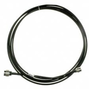Vulcan RFID™ 35 ft Antenna Cable (195 Series, RP-TNC Male to RP-TNC Male)   195-RP-TNC-M-RP-TNC-M-35