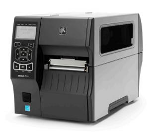 Zebra ZT420 RFID Printer (203/300 dpi, 6 Inch Print Width, Serial, Parallel, USB, UHF) | ZT42062-T0100A0Z