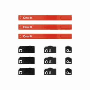 Omni-ID Small Tool Tracking Sample Pack | Omni-Small-Tool-Pack
