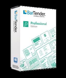 BarTender Software - 2019 Professional Edition (Application License) | BTP-1