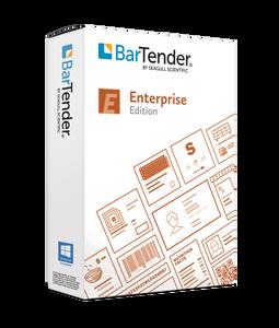 BarTender Software - 2021 Enterprise Edition (Application License) | BTE-2