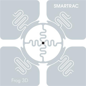 SMARTRAC Frog 3D RFID Paper Face (Monza 4D) | 3002016