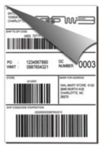 "RFID Label (4""x2"") - for the SATO CL4NX Series Thermal UHF RFID Printers | 59SAL1012"