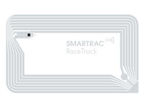 Smartrac RaceTrack HF Paper Tag (NXP ICODE SLIX) | 3001922
