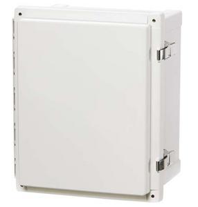 RFMAX AR12106CHSSL NEMA Polycarbonate Enclosure with Locking Latches   AAR12106CHSSL-STD