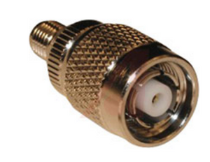 Vulcan RFID™ Coaxial Adapter, RP-TNC Male to SMA Female | 20932040302