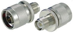Vulcan RFID™ Coaxial Adapter, RP-TNC Female to N Male | AXA-NMRTJ