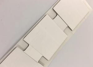 Omni-ID IQ 100 On-Metal RFID Label (Monza R6-P) - 500 Tags [Clearance] | 139-GS