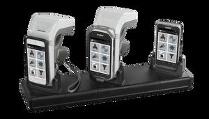Zebra 3-Slot Universal Charging Cradle for RFD8500 Sled   CRDUNIV-RFD8500-1R-KIT