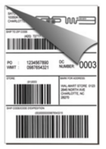 """RFID Label (4""""x6"""") for SATO CL4NX Series Thermal UHF RFID Printers - 3,000 Labels [Clearance]   59SAR1016"""