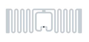 SMARTRAC Web Lite RFID Paper Tag (Monza 5) | 3002437