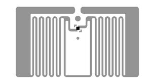 Alien Pearl RFID White Wet Inlay (ALN-9716, Higgs-4)   ALN-9716-WRW