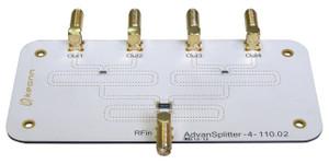 Keonn AdvanSplitter-4 UHF RFID Power Splitter (4-Ports) [Clearance] | ADSP-4-SMA-110-C