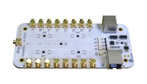 Keonn AdvanMux-16 UHF RFID Multiplexer - without Enclosure (16-Port)   ADMX-16-110