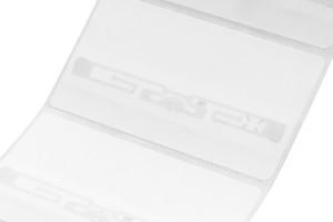 "Vulcan RFID™ RFID Label (4""x 2"") - for the Zebra ZD500R RFID Printer   4297697"