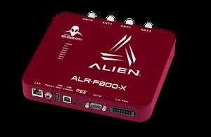 Alien ALR-F800-X Enterprise RFID Reader With Emissary (4-Port) | ALR-F800-X-RDR-ONLY