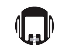 Avery Dennison AD-180u7 UHF RFID Paper Label (NXP UCODE 7) - 1,000 Labels [Clearance]   RF100311-q1000