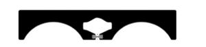 Avery Dennison AD-663u7xm UHF RFID Wet Inlay (NXP UCODE 7xm) | RF600932