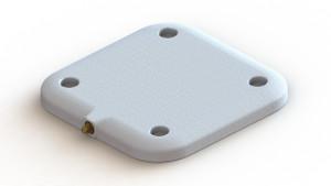 Times-7 SlimLine A5020 Circular Polarized Antenna (FCC/ETSI)   60010 / 60011