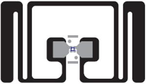 Avery Dennison AD-172u7 UHF RFID Dry Inlay (NXP UCODE 7) | RF600482