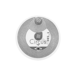 SMARTRAC Circus NFC Wet Inlay (NXP NTAG210 Micro) | 3006535