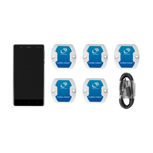 Confidex Viking™ Bluetooth Beacon Development Kit with Android Device | 3003187