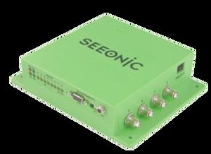Seeonic SightWare® FT 4-Port High-Performance Cellular RFID Reader | SightWare-FT1-FCC