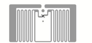 Alien Pearl RFID White Wet Inlay (ALN-9816, Higgs-EC) | ALN-9816-WRW