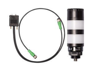 SLS RFID smartGPIO Audible Stack-Light - PoE/+5V | 10000260/10000353