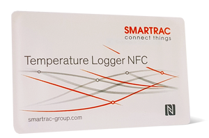 SMARTRAC Temperature Logger NFC Tag (AMS AS39513)   3500191