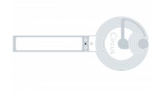 SMARTRAC Circus Tamper Loop NFC Wet Inlay (NXP NTAG213 TT)   3006670