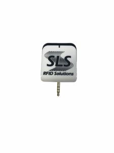 SLS RFID smartDONGLE iOS Audio Port UHF RFID Reader [Clearance] | 10000248