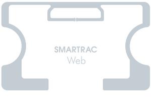 SMARTRAC Web RFID Paper Tag (Monza R6-P)   3006084