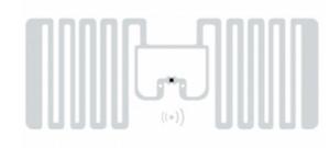 SMARTRAC MiniWeb RFID Paper Tag (Monza R6-P) | 3005082