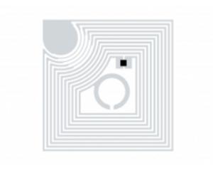 Smartrac MINIBLOCK HF RFID Wet Inlay (NXP ICODE SLIX) | 3002129