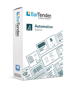 BarTender Software - 2019 Automation Edition (Printer License) | BTA-PRT