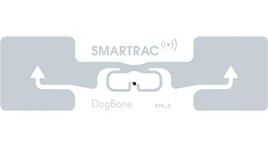 SMARTRAC DogBone RFID Dry Inlay (Monza 4D) - 10,000 Tags [Clearance] | 3001873-q10000